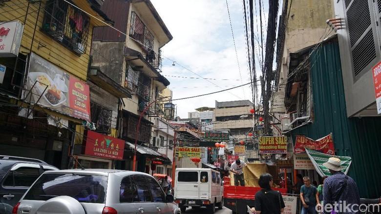 Manila di Filipina (Syanti/detikTravel)