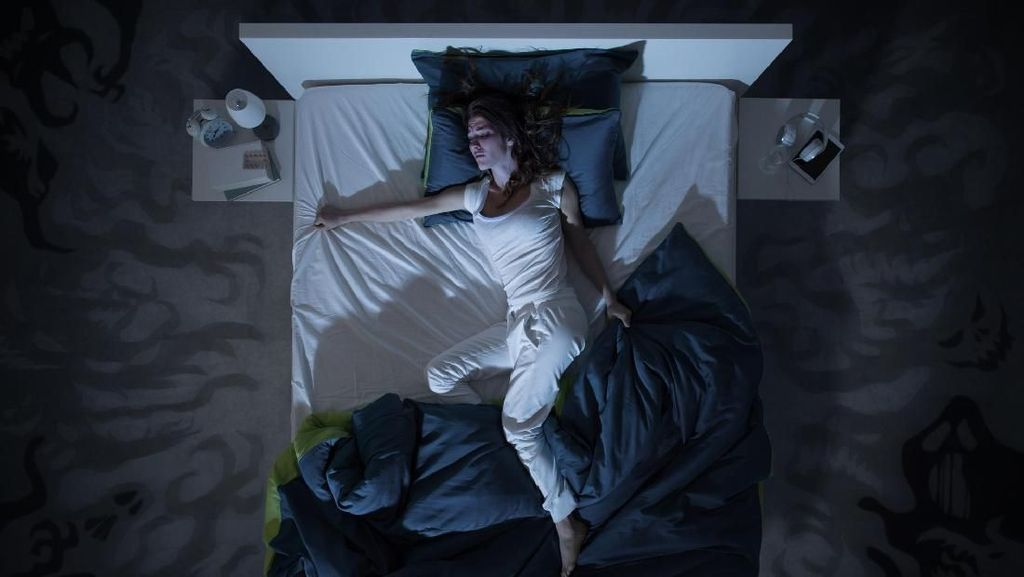 Tidur Lebih dari 8 Jam Sehari Tingkatkan Risiko Stroke