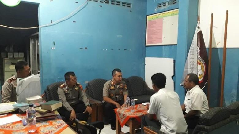 Polisi Geledah SMK di Tangerang Usai Tawuran yang Lukai 1 Siswa