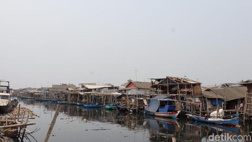 Kampung Dadap Menunggu Nasib