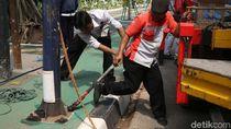 Foto Jalur Sepeda Terhalang Tiang Viral Lagi, Pemprov DKI: Itu Foto Lama