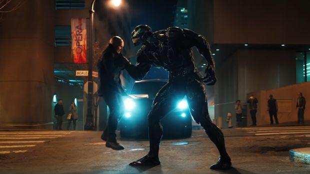 Begini Transformasi Kekuatan 'Venom' Versi Komik