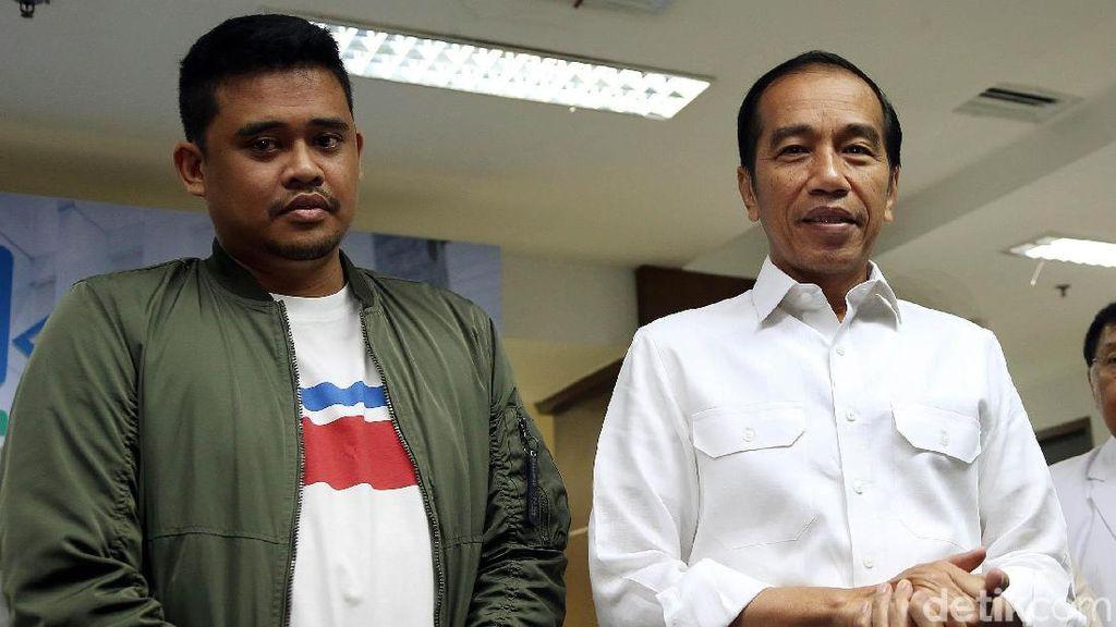 Dikaruniai Cucu ke-2, Jokowi Didoakan Selalu Damai