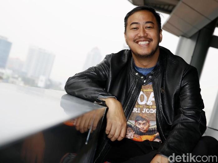 8 Fakta Pandji Pragiwaksono yang Ogah Pilih Prabowo dan Males Pilih Jokowi/Foto: Muhammad Ridho