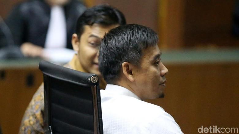 Sidang Perdana Eks Pejabat Kementan soal Korupsi Pupuk