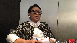 Semangat Retno Promosi Asian Games di Sela Pertemuan Menlu ASEAN