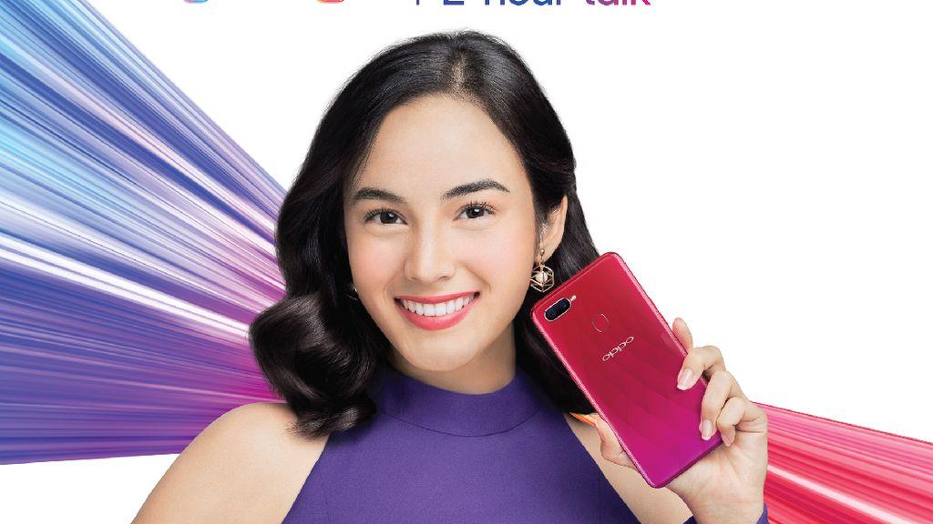 Oppo F9 Siap Rilis di Indonesia