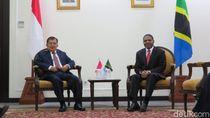 Zanzibar Minta RI Bantu Tingkatkan Produksi Pertanian