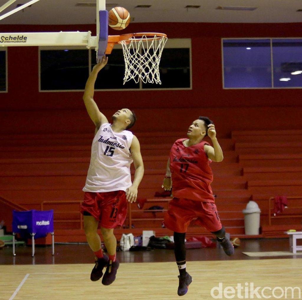 Persiapan Timnas Basket Indonesia Jelang Asian Games 2018