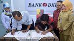 Bank DKI Terus Memperluas Jaringan