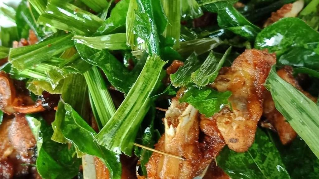 Keumamah dan Ayam Tangkap, Sajian Calhaj Aceh di Penerbangan ke Jeddah