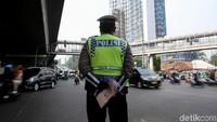 Sistem Ganjil-Genap di Jaktim Diklaim Polisi Lancarkan Arus Lalin