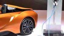 Strategi BMW Perbesar Volume Kendaraan Listrik