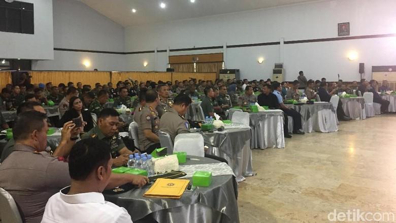 Polda Metro-Kodam Jaya Rakor Pengamanan VVIP Asian Games