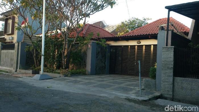 Markas Sekte Penebus Utang di Cirebon. (Sudirman/detikcom)