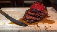 Terbaru! Ada Steak Vegan yang Terbuat dari Buah Semangka