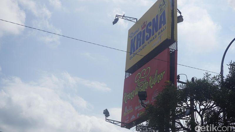 Toko oleh-oleh Krisna memiliki beberapa cabang di Bali. Inilah surganya pemburu oleh-oleh (Shinta/detikTravel)