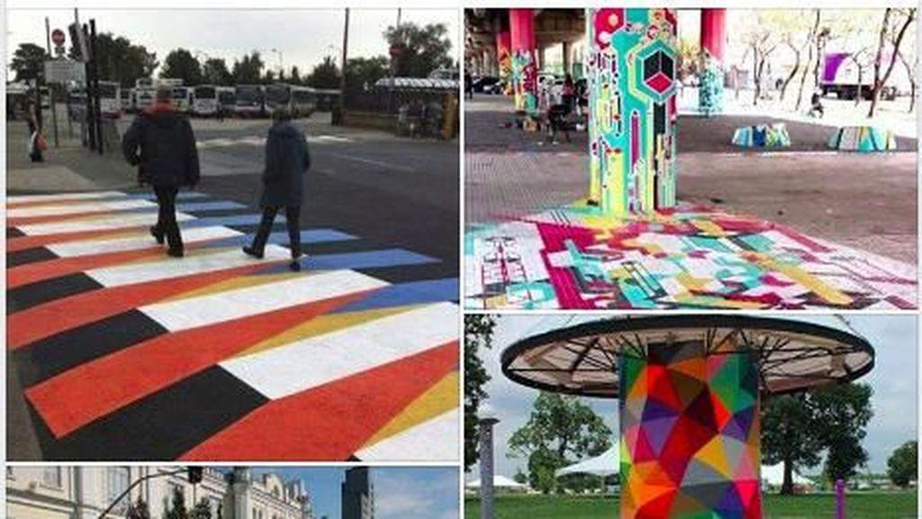 Soal Beautifikasi Anies, Jakarta Harus Punya Kurator Public Art