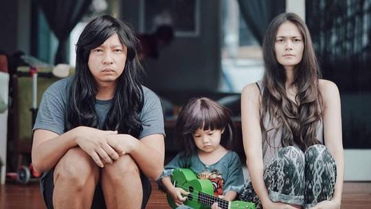 Tingkah Kocak Keluarga Ringgo Agus Rahman yang Curi Perhatian