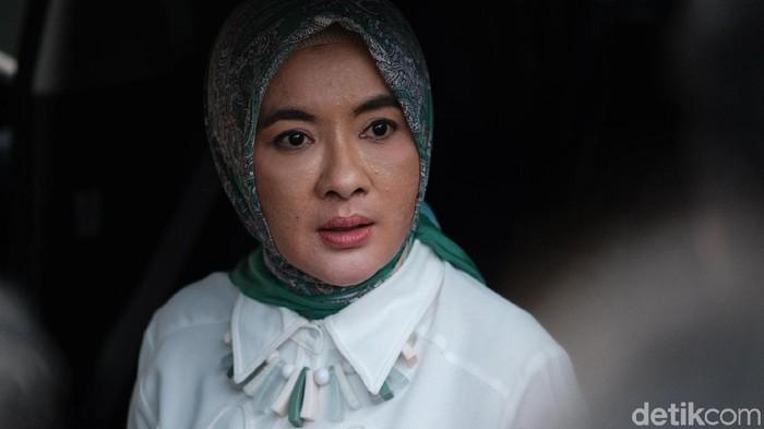 Plt Dirut Pertamina Nicke Widyawati