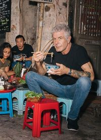 CNN Buat Film Dokumenter Sosok Anthony Bourdain Lebih Detil