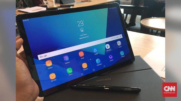 Samsung DeX, Bikin Galaxy Tab S4 Mirip Desktop