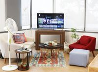 Coocaa Rilis TV 4K Android 50 Inch Seharga Ponsel