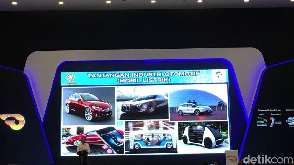 Jokowi: Ada Driver Online, Anak Kita Mungkin Malas Belajar Nyetir