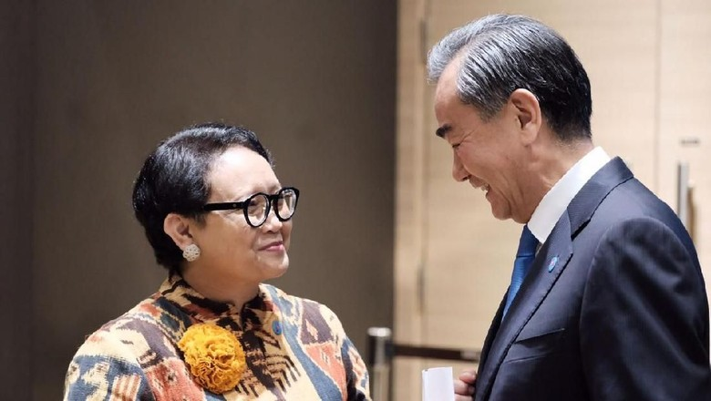 Menlu: ASEAN-China Sudah Punya Teks Negosiasi Laut China Selatan