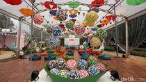 Taman Festival GBK Siap Sambut Asian Games 2018