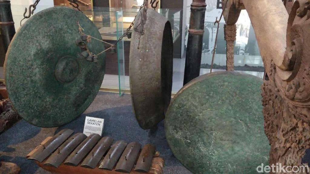 Kisah Gamelan Abad ke-15 Peninggalan Sunan Gunung Jati