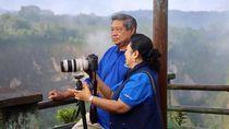 Foto: Ani Yudhoyono dan SBY, Inspirasi Couple Traveling di Indonesia