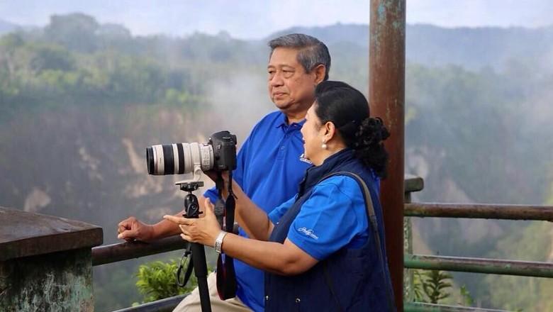 Kebersamaan SBY dan Ani Yudhoyono (Foto: aniyudhoyono/Instagram)