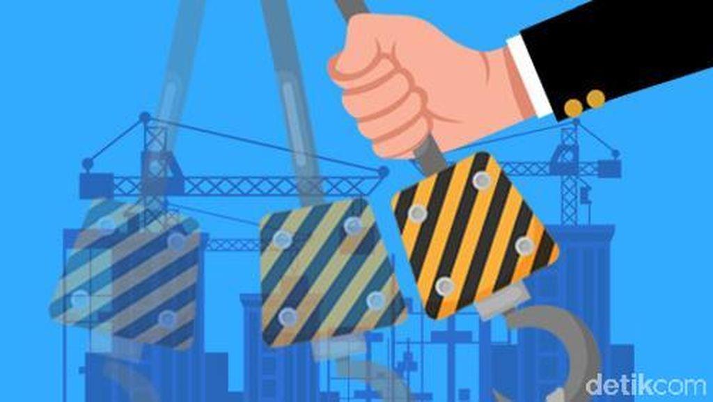 Pendanaan Jadi Tantangan Utama RI Genjot Infrastruktur