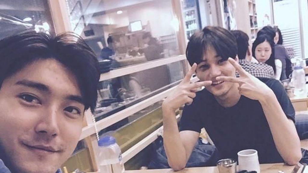 Gaya Keren Kai EXO Kulineran hingga Si Ganteng Eddy Meijer yang Suka Makan