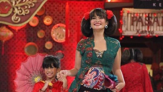 Di Usia 10 Tahun, Talullah Malaika Sudah Jadi Fashion Designer