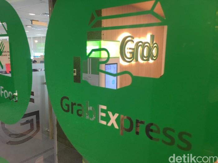 GrabExpress, layanan kurir cepat dari Grab (Foto: Agus Tri Haryanto/detikINET)