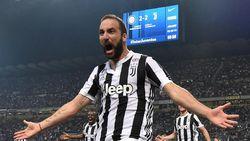 AC Milan Pinjam Higuain dari Juventus