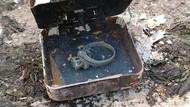 Pria di AS Temukan Cincin Warisan Keluarga di Reruntuhan Rumahnya