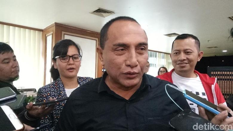 Edy Rahmayadi Klaim Posisi Ketum PSSI Tak Pengaruhi Kerja Gubernur