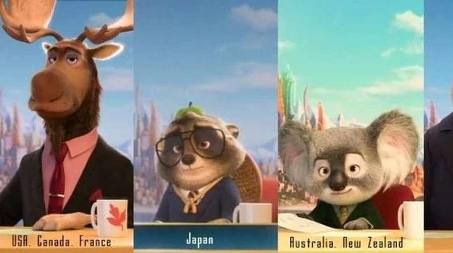 Ternyata Film Animasi Ini Diubah di Beberapa Negara