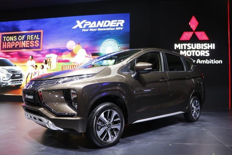 Mitsubishi Xpander. Foto: Rangga Rahardiansyah