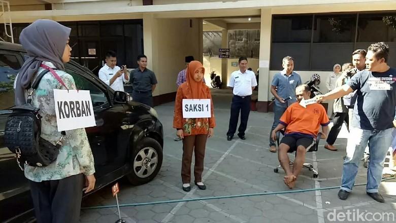 Tertangkap! Pelaku yang Nyaris Bunuh Lurah Perempuan di Jatim