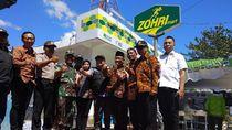 Zohrimart, Minimarket Bantuan ACT untuk Zohri Diresmikan Hari Ini