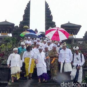 Sempat Terdampak Gempa, Pertemuan IMF-World Bank Teta   p di Bali