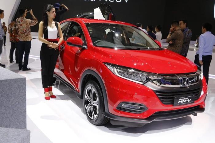 Honda HR-V Facelift di GIIAS 2018