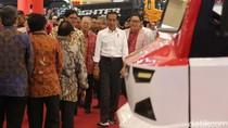 Buka GIIAS 2018, Jokowi Beberkan 3 Tantangan Industri Otomotif RI