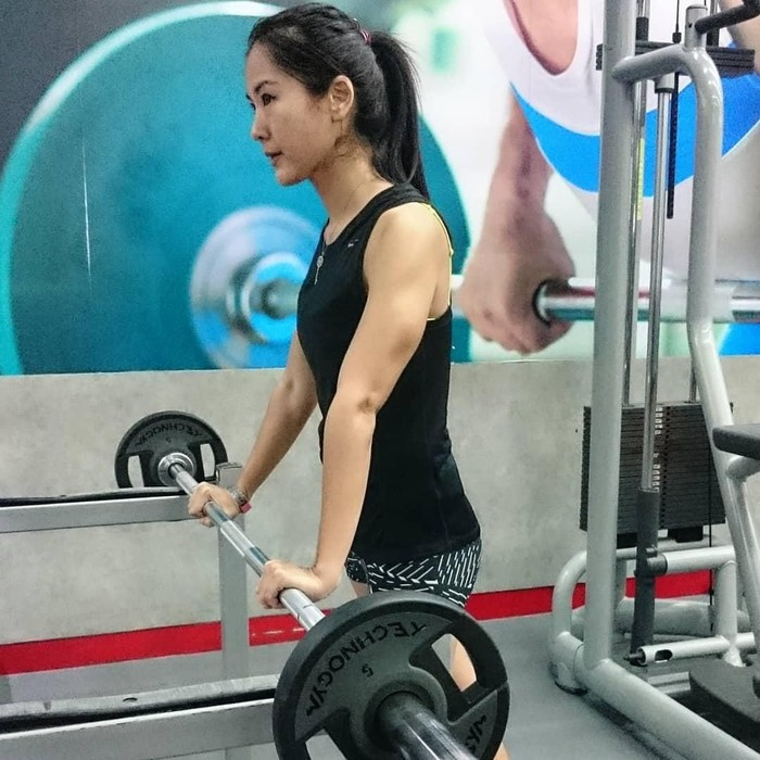 Liana Tasno juga sempat bekerja sebagai Deputy II Member dari Look of The Games & City di Indonesia Asian Games 2018 Organizing Committee (INASGOC) pada tahun 2017. (Foto: Instagram/lianatasno)