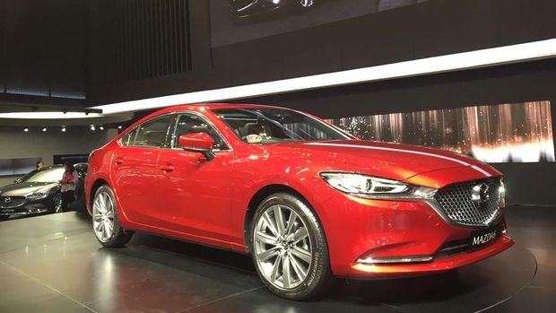 All-New Mazda6 di GIIAS 2018