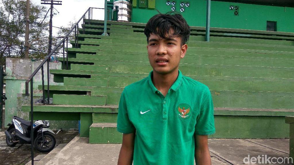 Motivasi Berlipat Brylian di Timnas U-16